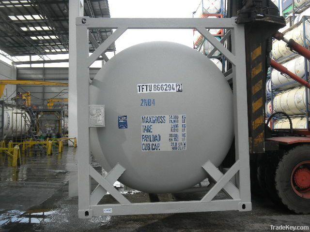 Pneumatic Cement Tanks