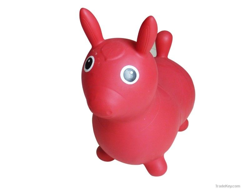 inflatable toys animal/inflatable bouncer/animal hopper