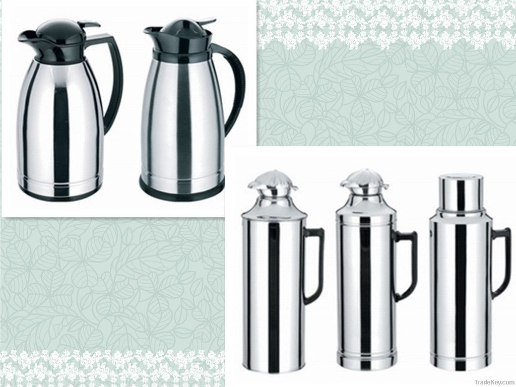 Vacuum Flask and Thermo Jug