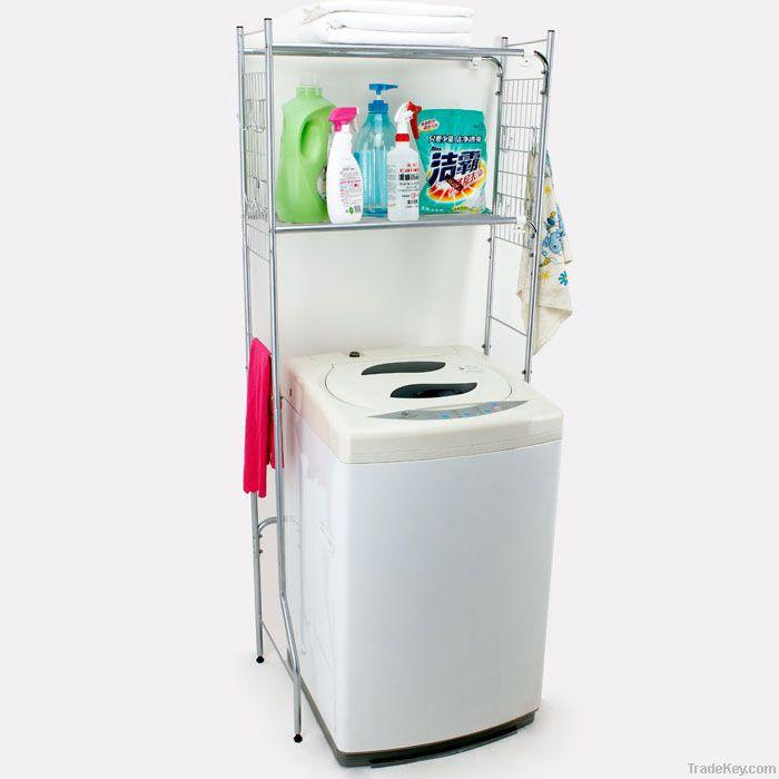 Laundry Rack, Washing Machine Storage Rack, Shelf