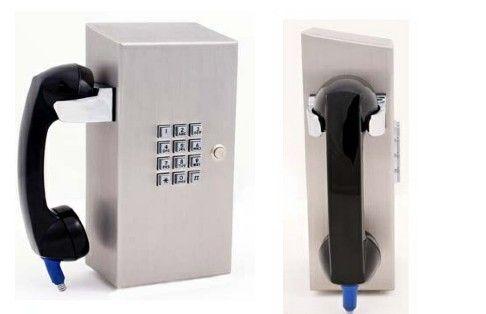 Armored Coinless Phone SPQ-S-KT3