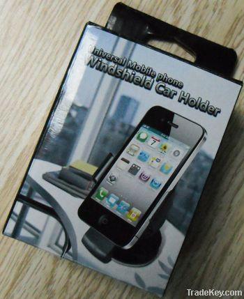 Universal Car Holder for Mobile Phone, Car Mount Holder, Laudtec
