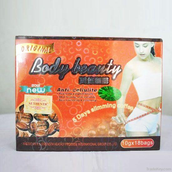 Body beauty coffee Slimming Coffee
