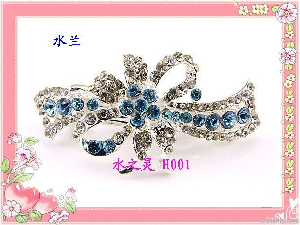 The new Korean version of the popular alloy decorated the hairpin conc