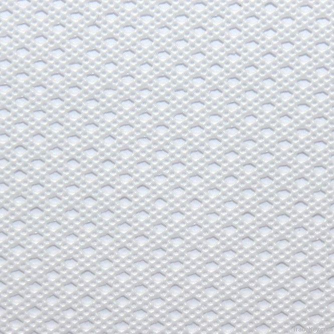 Perforated PE film for sanitary napkin topsheet
