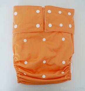 Washable velcro adult baby cloth pocket diapers and nappies