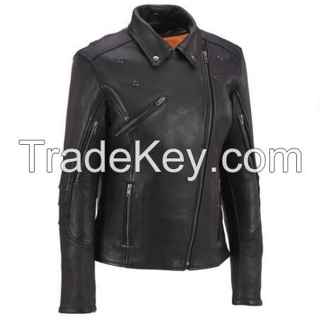 Fashion style wholesale italian motorbike jacket