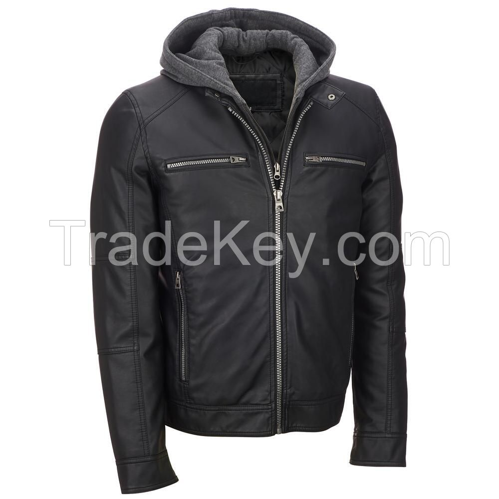 hooded newest clothing men fancy human nature long cotton heated winter