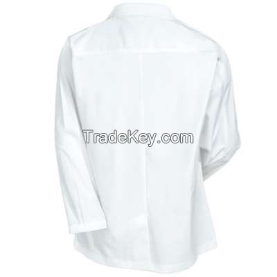 Unisex Men/Women Medical Doctor Nursing Long White Lab Coat