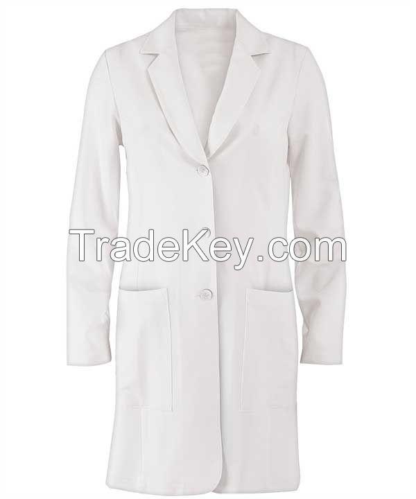 stylish lab coats