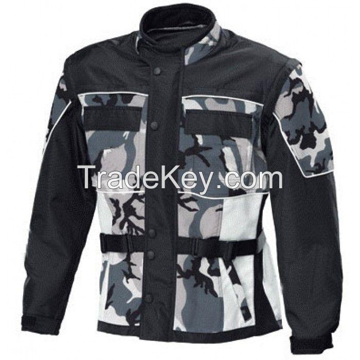 Men's Reissa Waterproof Cordura Motorcycle Jacket