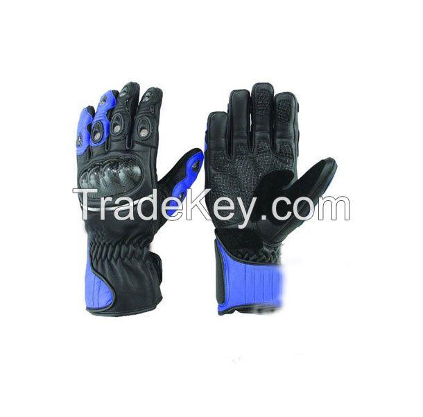 motor biking gloves