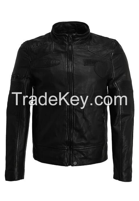 womens leather garments