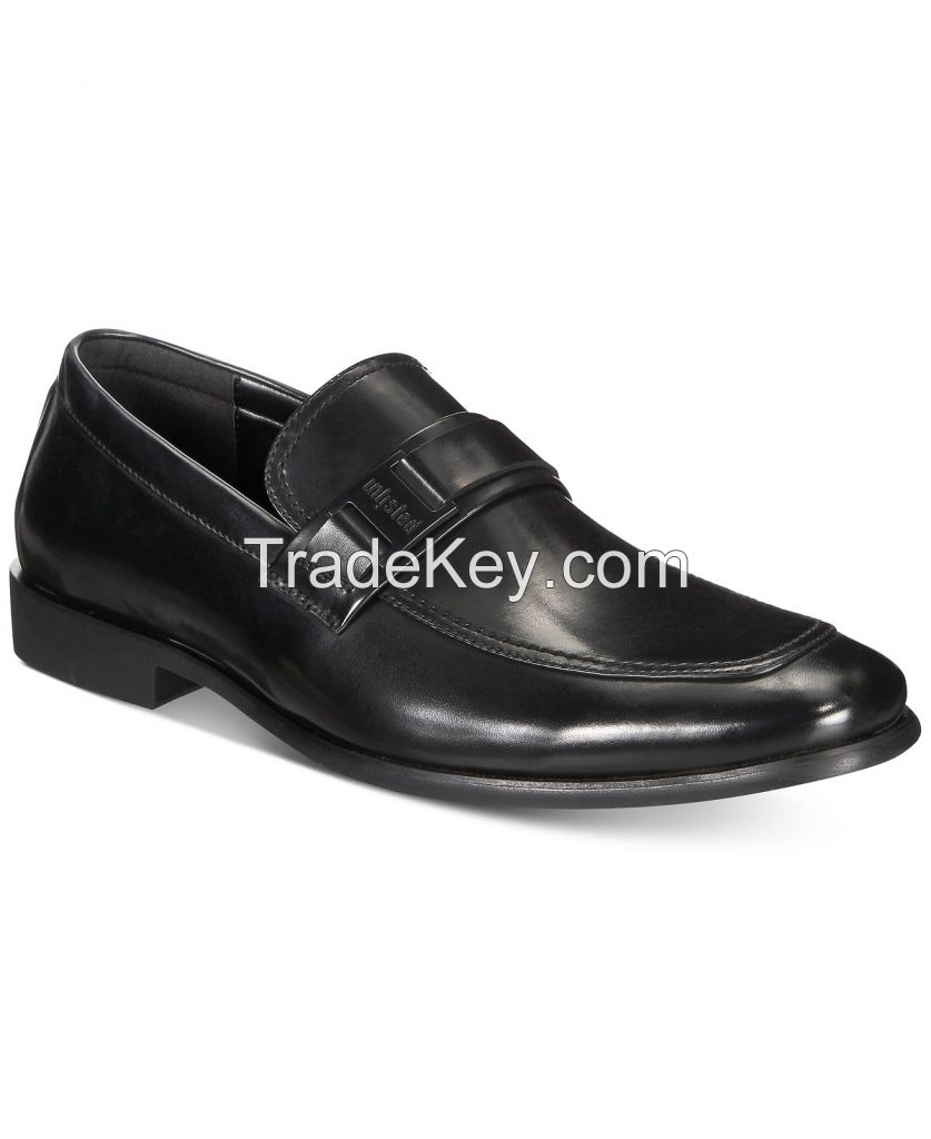 men genuine leather dress shoes