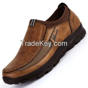 Latest men fashion casual running shoes wholesale