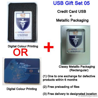 Unique USB Gift Sets