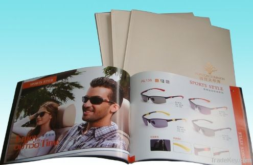 Custom Catalog/Catalogue/Brochure Printing