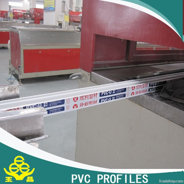 PVC profiles for windows and doors
