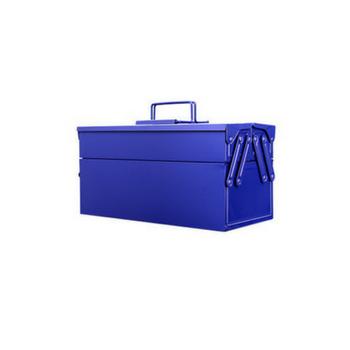 Metal Tool Box / General Purpose Tool Box Customized High Capacity Fold-able Metal Tool Box