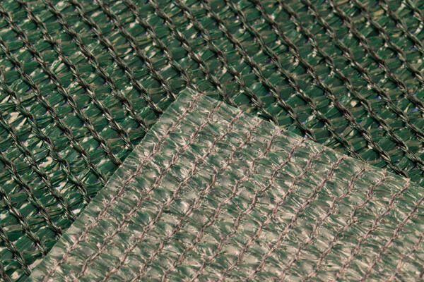 WATERPROOF SHADE NET (Plastic Net Laminated with Plastic Film) / OUTDOOR SUNSHINE PROTECTION SHADE NET /