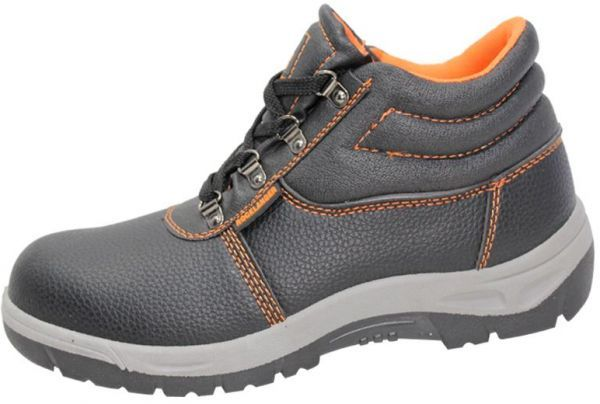 Safety Shoes / Leather Construction Safety shoes / Industrial Working Safety shoes