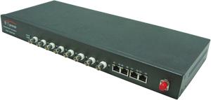 Fiberoptic Video Transceiver