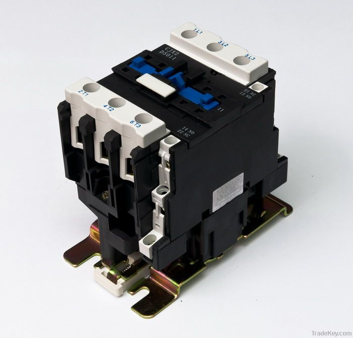 CJX2 Contactor Type Relay AC Contactor Relay