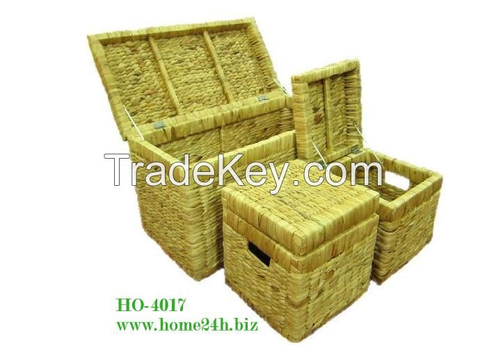 Water Hyacinth trunks set - 3pcs
