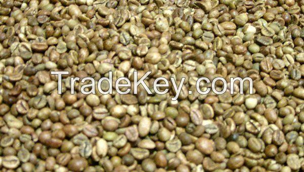 Green Arabic Coffee Beans