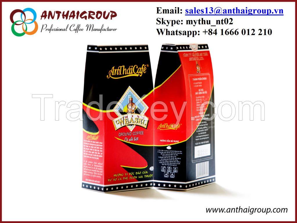 GROUND COFFEE (COFFEE POWDER)