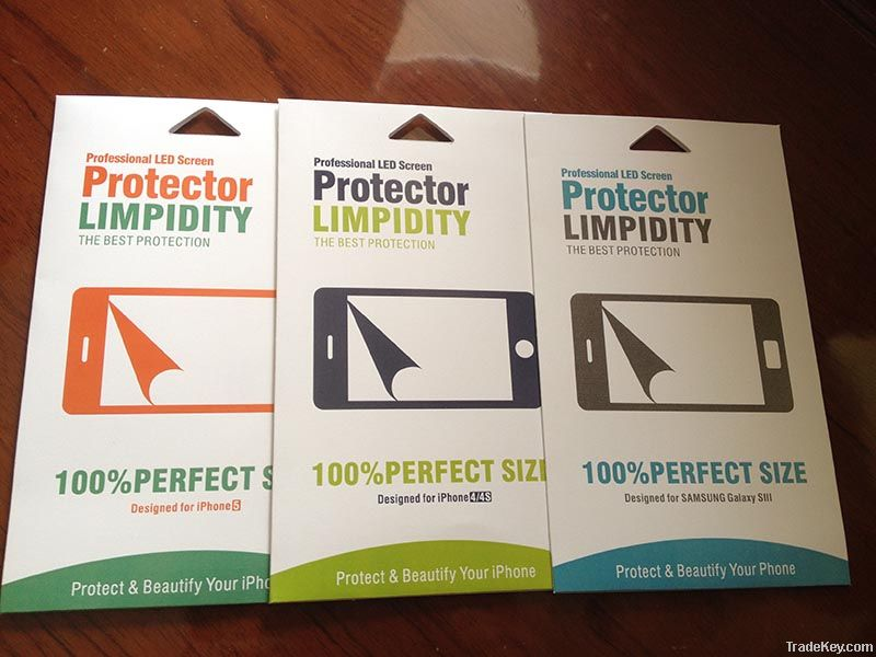 HIgh quality Screen protector for PHONE5