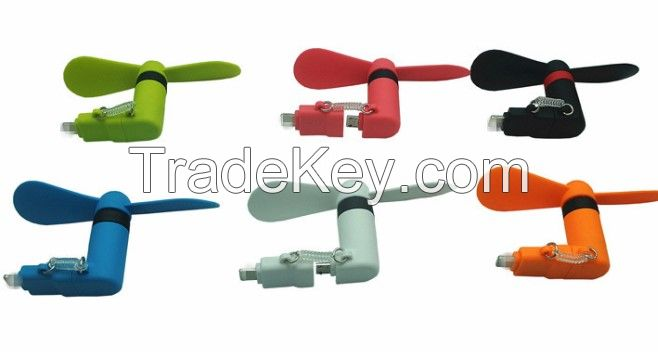 YL-T712 USB Fans for Android Smartphones