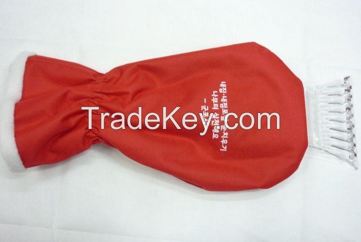 YL-T783 Waterproof Snow Shovel Ice Scraper With Glove