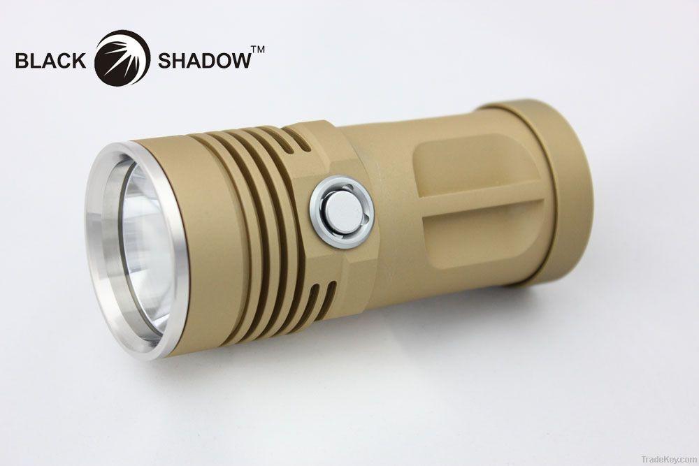 Blackshadow CR123A led flashlight Queen