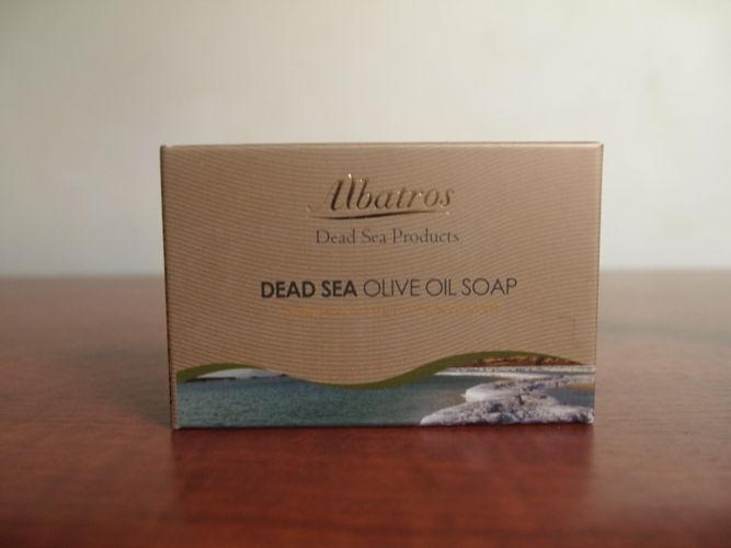 Natural Dead Sea  Olive Oil Soap ( 100g)