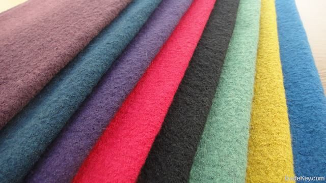 Woolen Fabric, Knitted Fabri, Boiled Wool Fabric