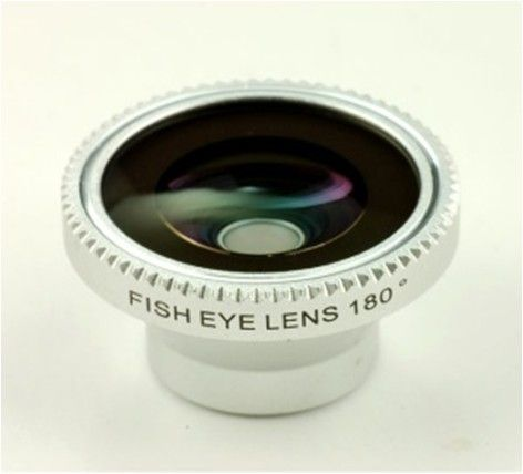 For Mobile Fisheye Lens/Wide Angle Lens/Macro Lens/Telescope Lens