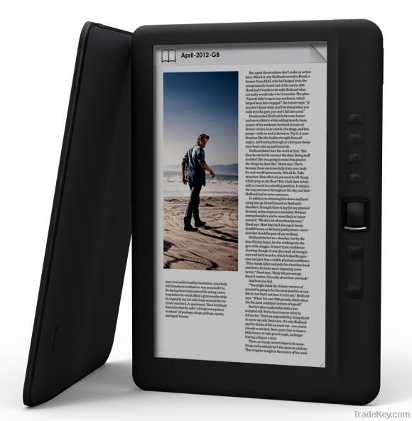 9' TFT eBook Reader