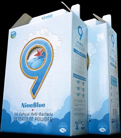 NineBlue All Natural Anti Bacteria Soap Powder