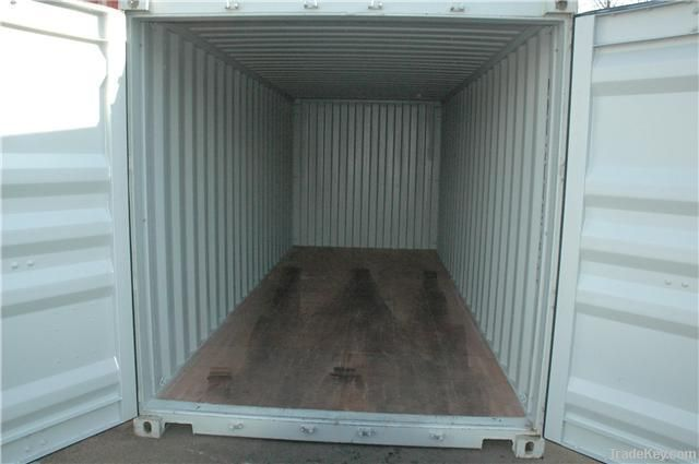 Used 20ft and 40ft containers