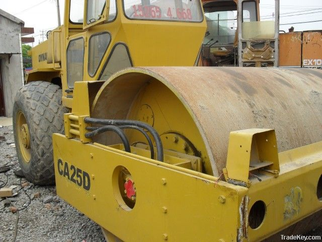 dynapac CA250CA30CA25DCA30D used road roller for sale