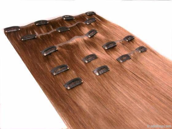 clips in hair extensions