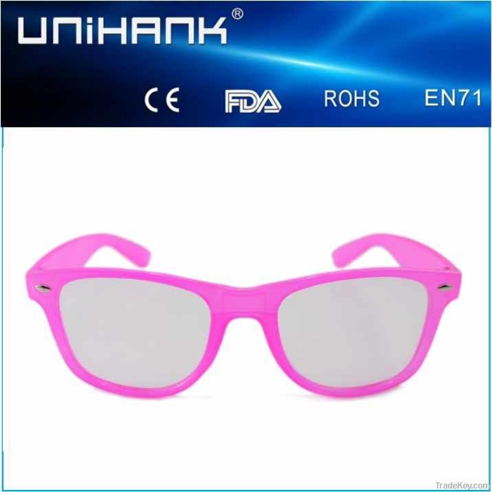 diffraction glasses