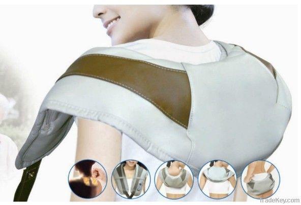 Shoulder and neck massage belt