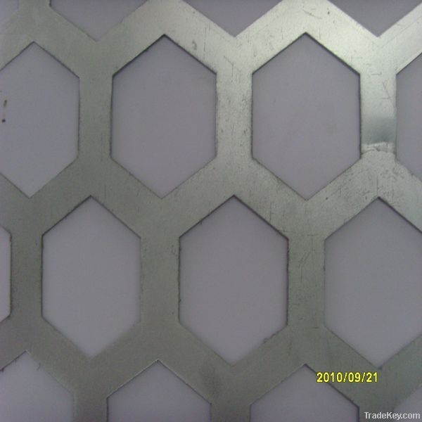 perforate wire mesh/punching sheet