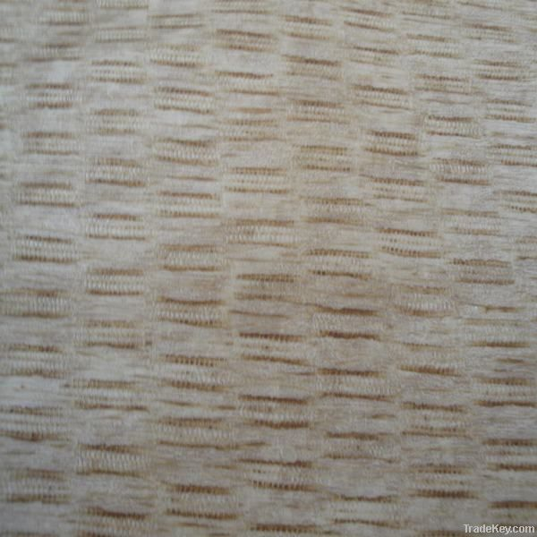 woven pattern leather