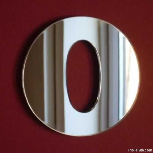 0~9 numbers mirrors