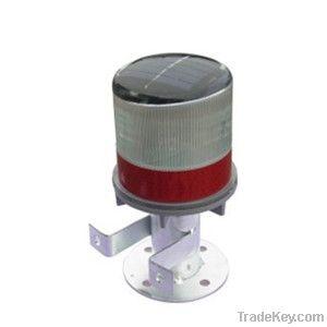solar flashing warning lamp