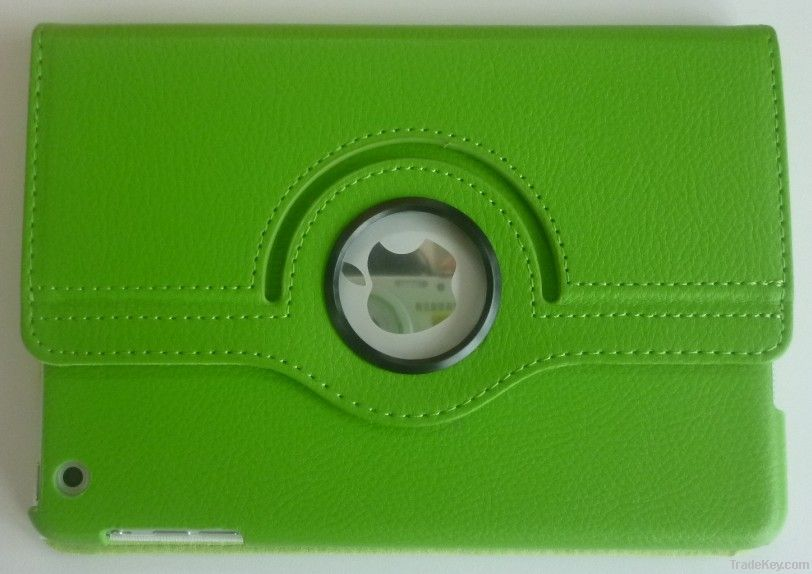 PU leather case for new ipad