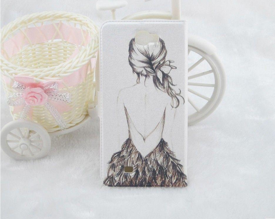 Flip wallet phone case for samsung N7100